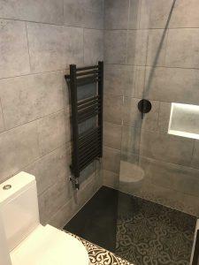 En-suit wet-room